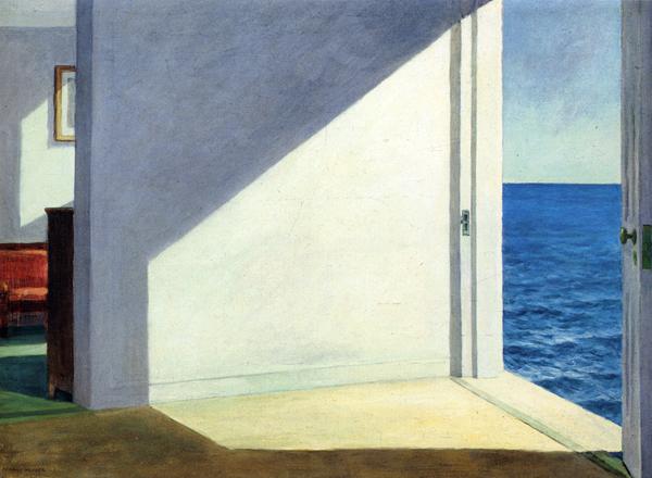 open door painting. Edward Hopper Open Door Painting E