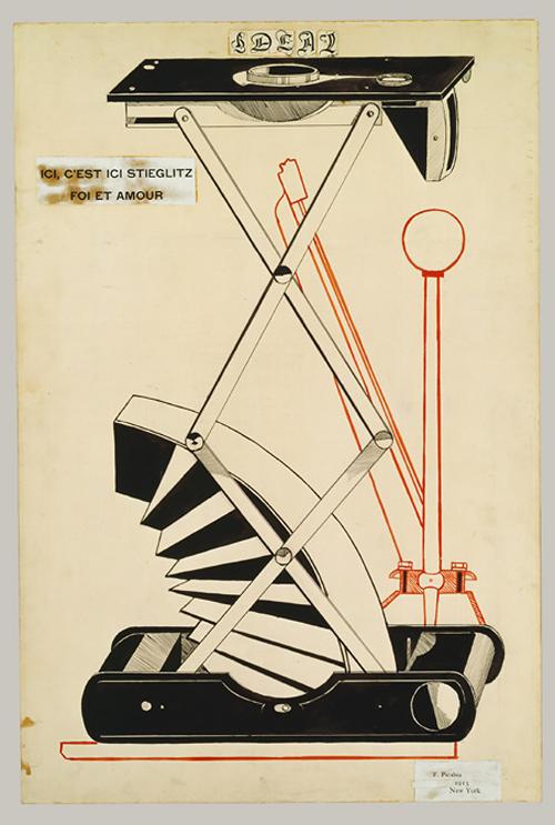 Three Things, The Camera Edition: Francis Picabia
