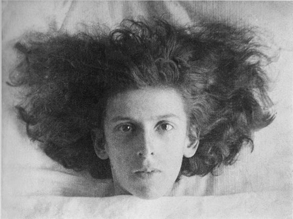Three Things, Hair Edition: Claude Cahun photograph