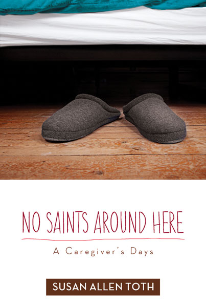no saints around here cover