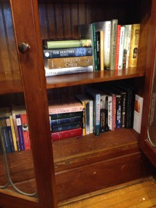 Shelf #4 - Josh