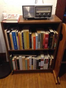 Shelf #6 - Josh