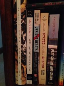 Shelf #8 - Josh