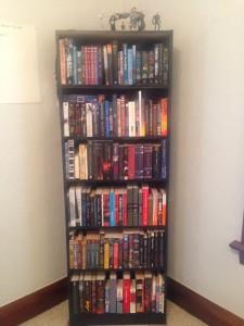 Shelf #1 - Josh